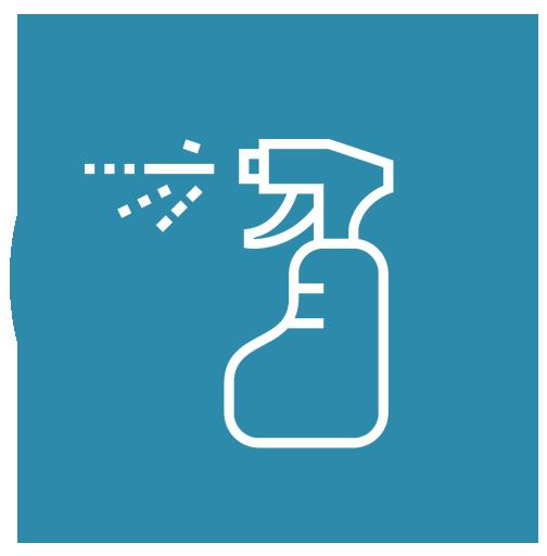 mycie i dezynfekcja